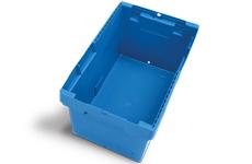 caixa plastica fechada 24 litros