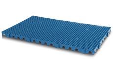 estrado plastico 100 x 60 cm