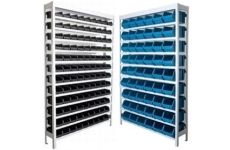 estante porta componentes