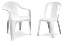 Cadeiras de Plástico Menu Principal