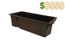 caixa plastica empilhavel 19 litros thumb