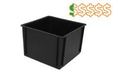 caixa plastica fechada 2litros e meio thumb