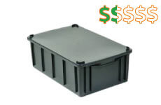 caixa plastica fechada 36 litros thumb