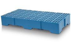 estrado plastico 40 x 80 cm