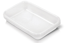 bandeja plastica 6,5 x 19,5 x 31 cm 058