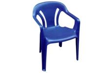cadeira plastica manaca com braco