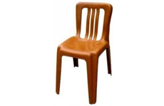 cadeira plastica manaca sem braco