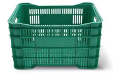 Caixas Plásticas Vazadas 30 x 36 x 55 cm