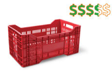 caixas plasticas vazadas 60x33x27 cm 1 thumb