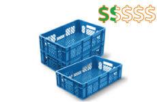 caixas plasticas vazadas 60x40x15 cm 1 thumb
