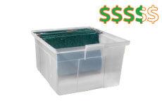 caixa plastica para pasta suspensa thumb