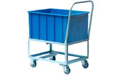 caixa plastica com rodas alta