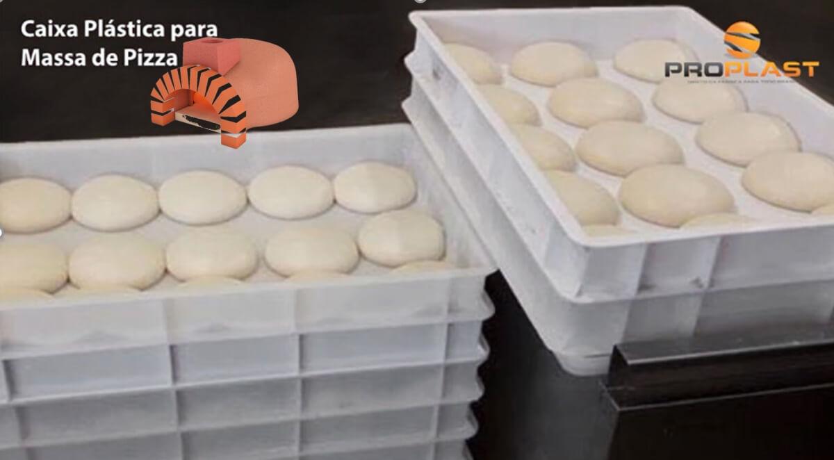 caixa para fermentacao de massa exclusiva