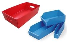 Caixas Plásticas Sob Medida