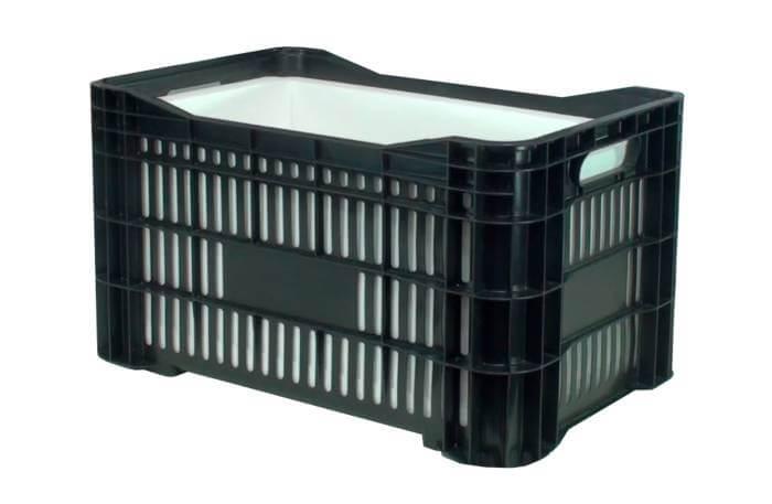 caixa plastica termica para delivery de supermercado