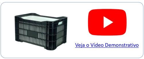 video caixa termica para delivery